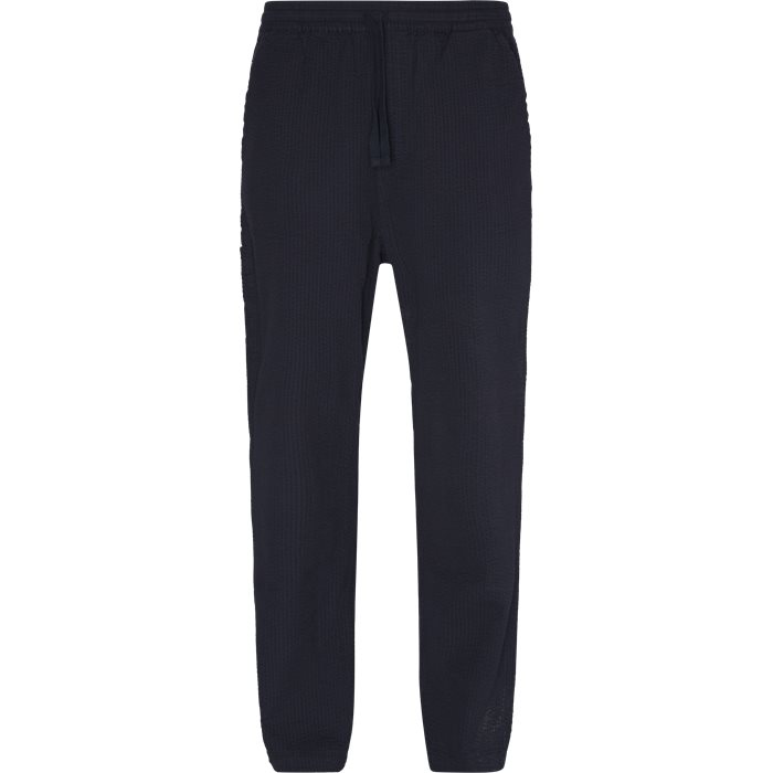 Trousers - Regular - Blue